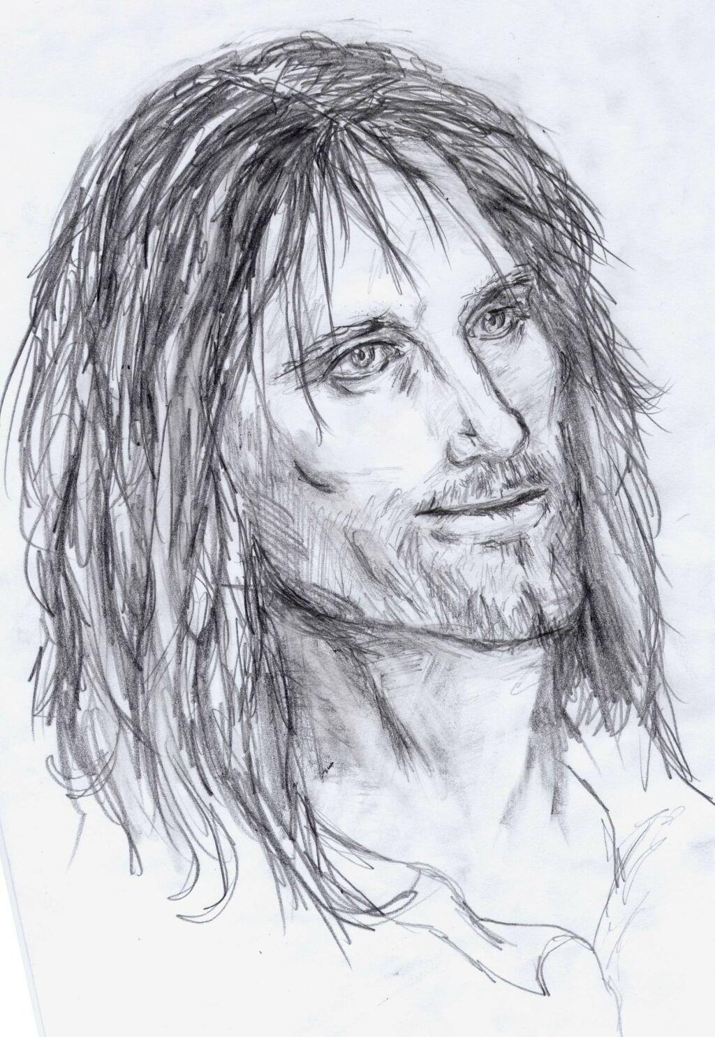 Aragorn by Kasienka