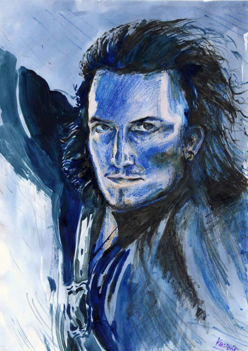 Will Turner by Kasienka