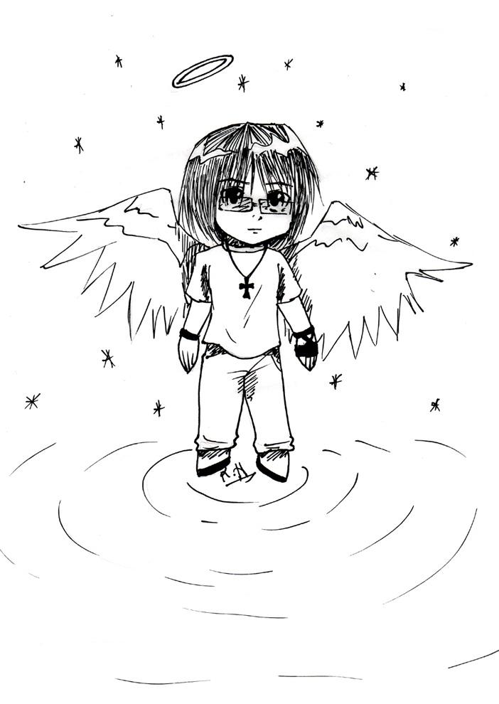 Angel by Kassou