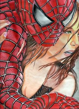 Spider Man II by Kat2006