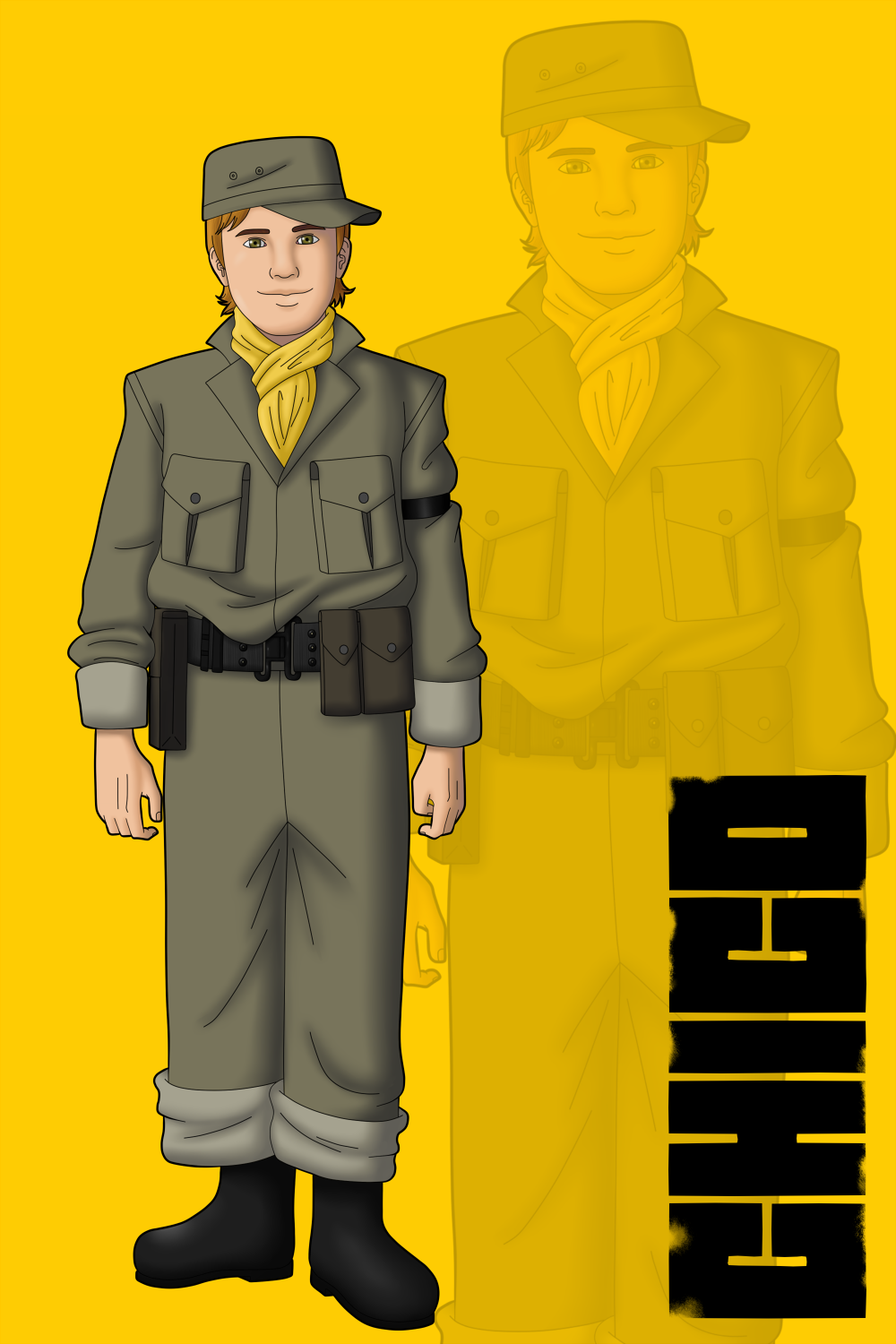 MGS:PW- Chico by Katalyvos