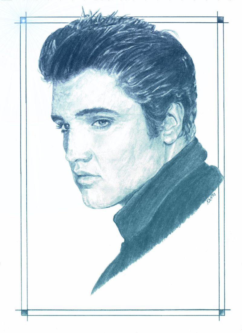 Elvis by Kate