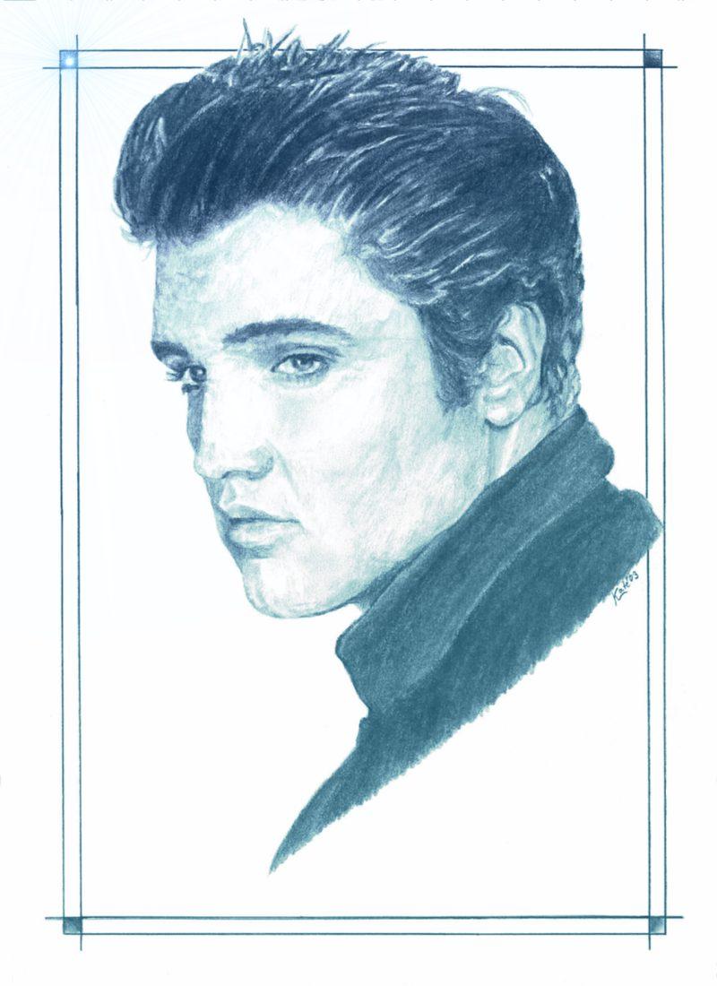 Elvis by Kate