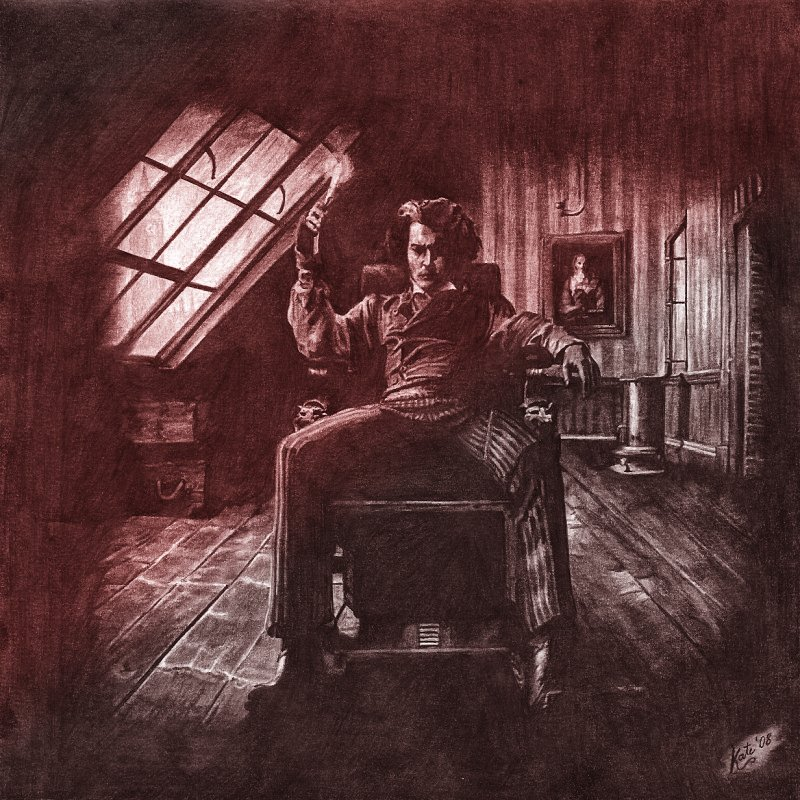 Sweeney Todd by Kate