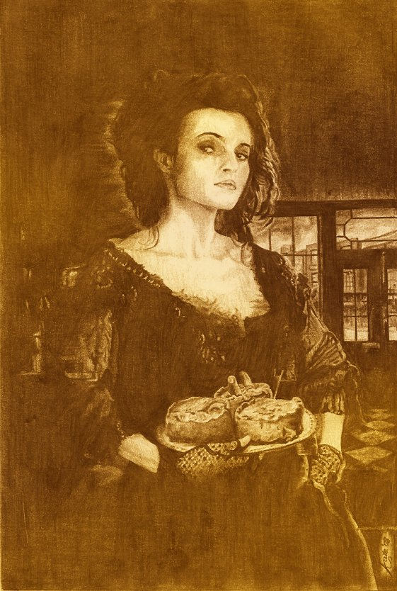 Mrs Lovett by Kate