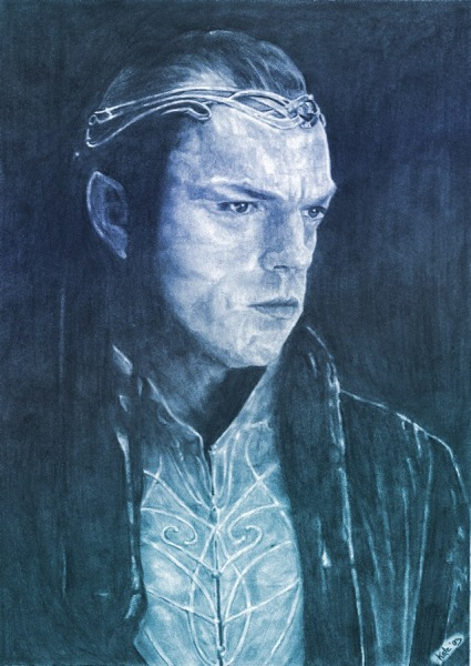 Elrond by Kate