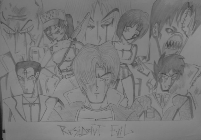 Resident Evil 5 *Update* by KathanKratz