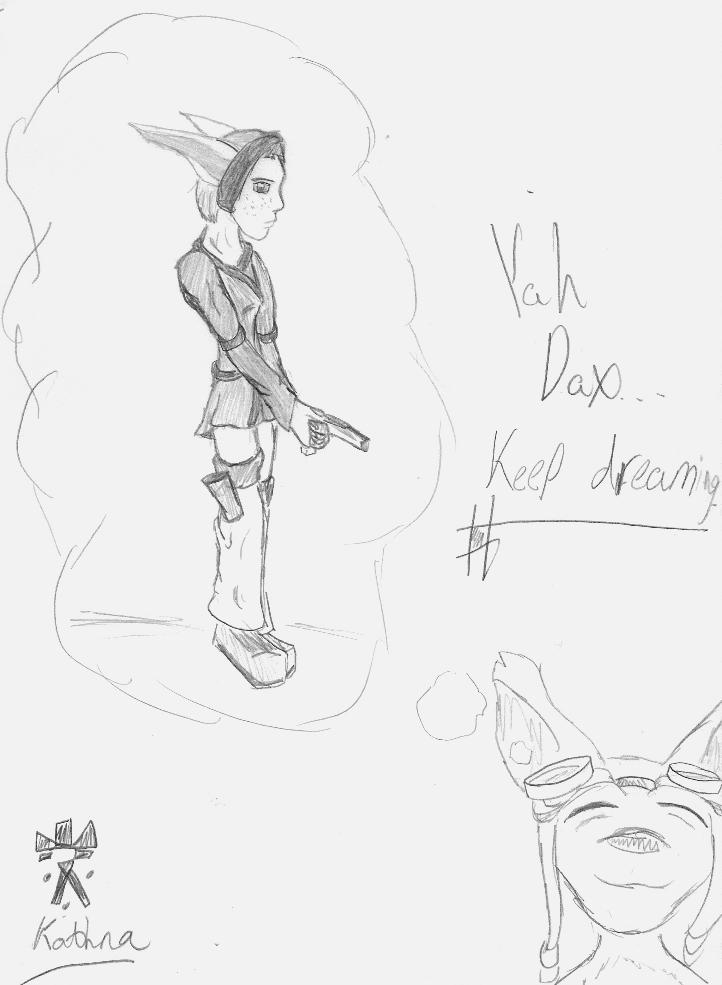 Daxter Dreams by Kathna