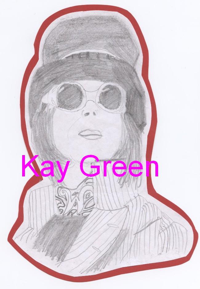 Willy Wonka by KayTennant