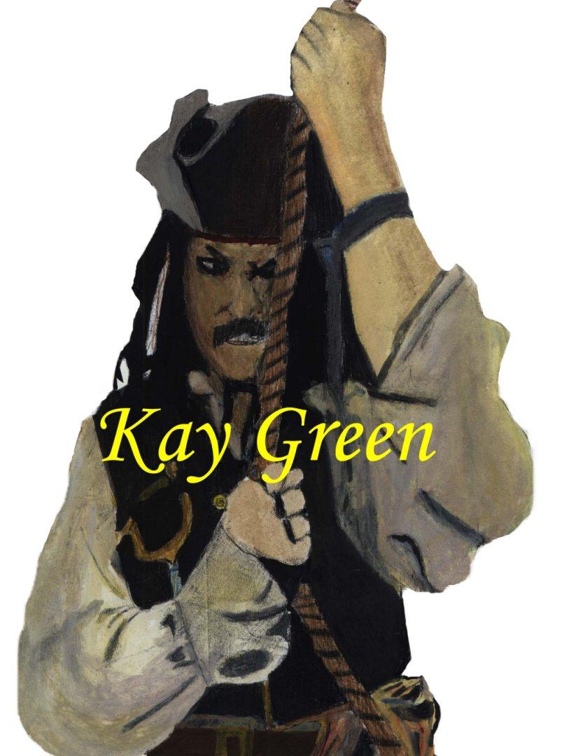 Jack Sparrow (Smaller) by KayTennant