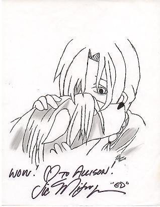 Ed and Nina by Kayago