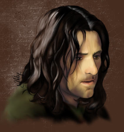 Aragorn by Kelownan