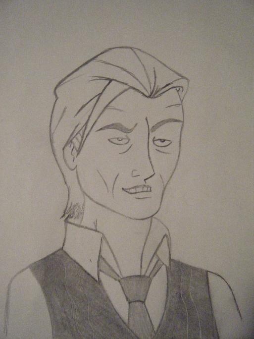Bowie by KennethKerr