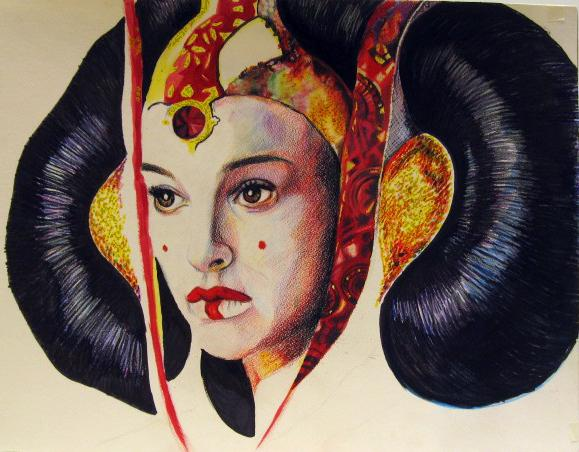Queen Amidala by Kentcharm