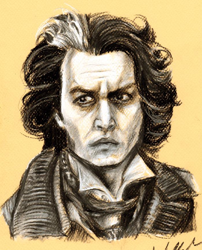Sweeney Todd by Kentcharm