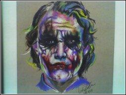 Joker by Kentcharm