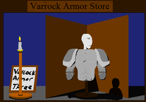 Varrock Armor 3 by Kevins