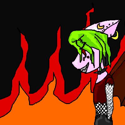 Meys Inner Demon by Keyro