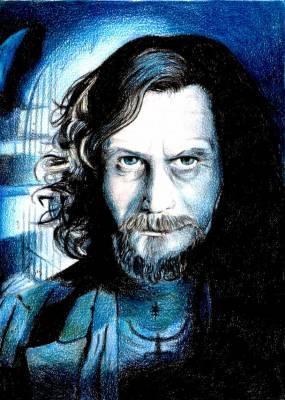 Sirius Black by Khalan