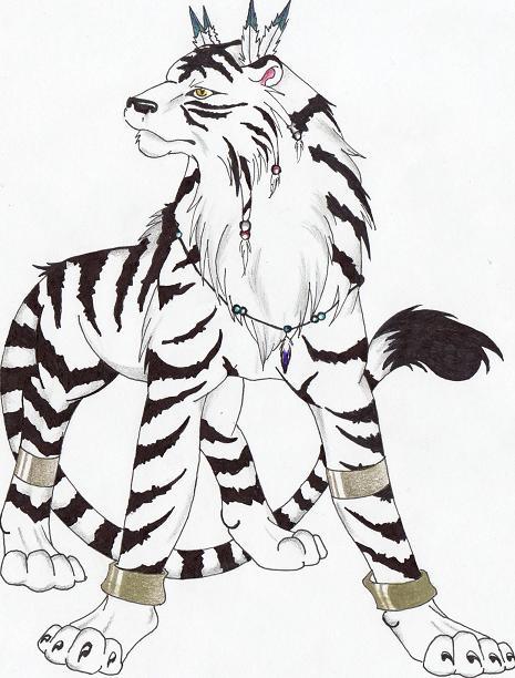 Tiger by KibaFang