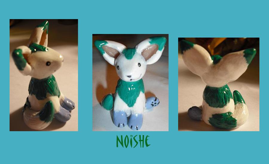 Mini Noishe by KibaFang
