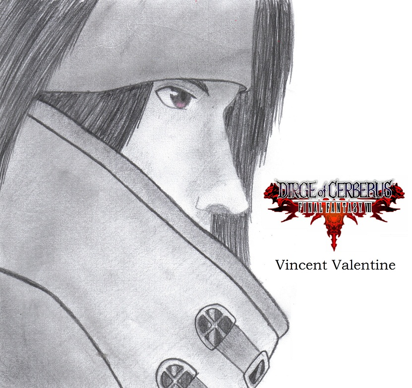 Vincent Valentine by KidOnBass