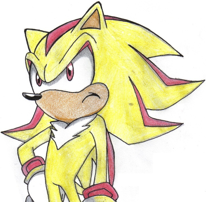 Shadow the Hedgehog - Request for Iamphotoshop by KidOnBass