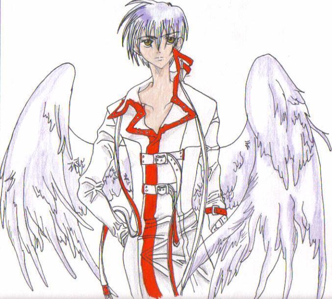 Forgotten Angel by Kiera