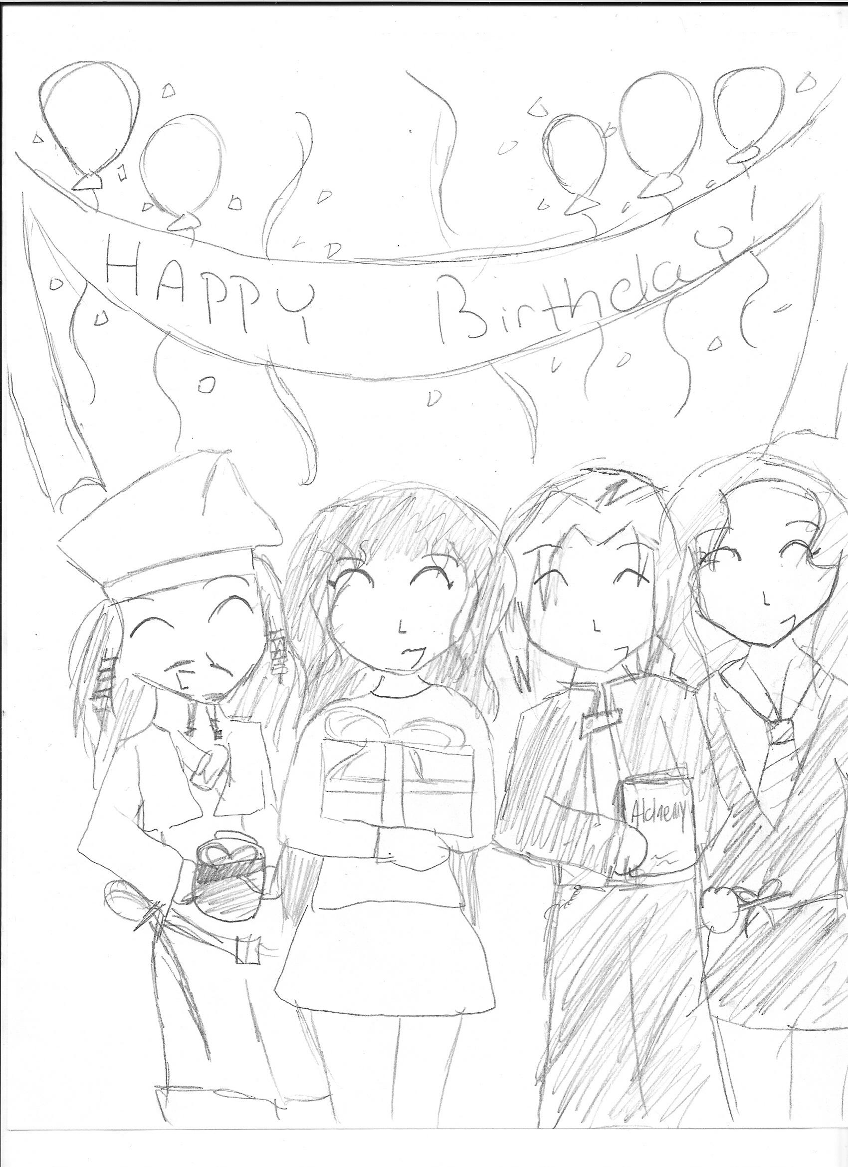 happy birthday sasusaku01! by Kimikoprincesspancho