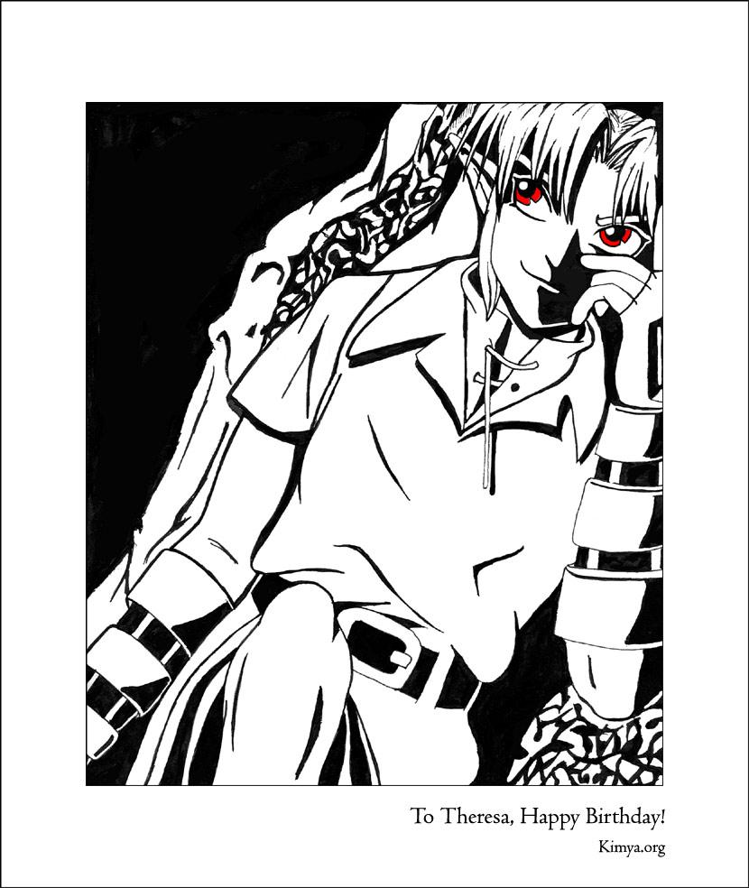 Dark Link by Kimya
