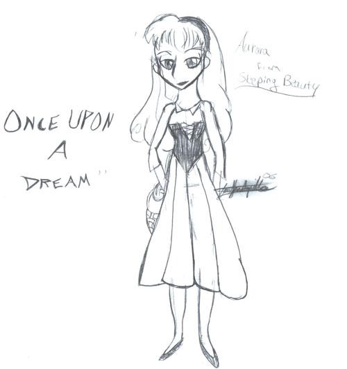 Aurora (Sleeping Beauty) by Kioko-chan
