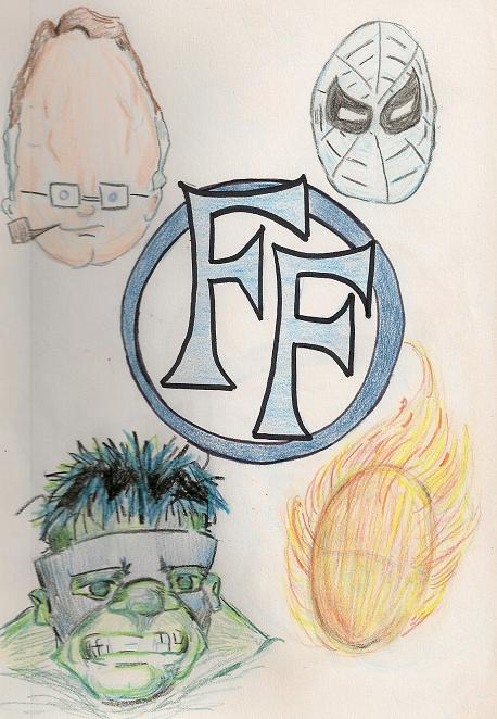 Another Fantastic Four by KiroK