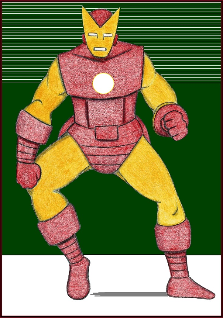 Iron Man 1967 by KiroK