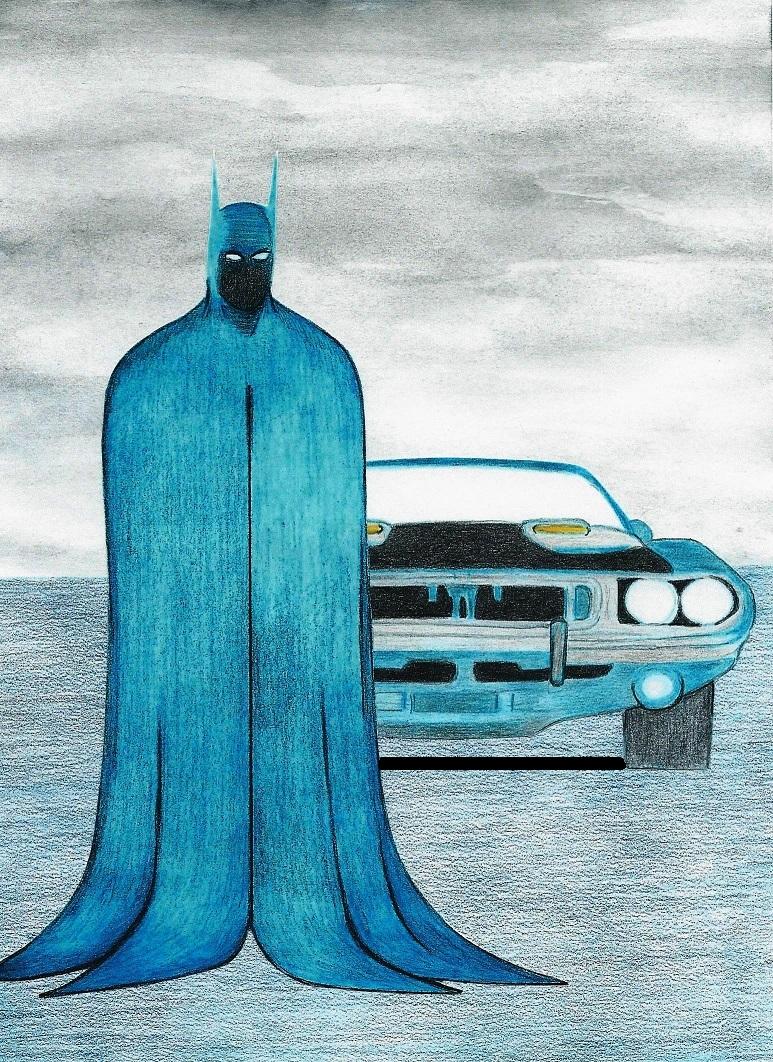 Dark Knight 1974 by KiroK