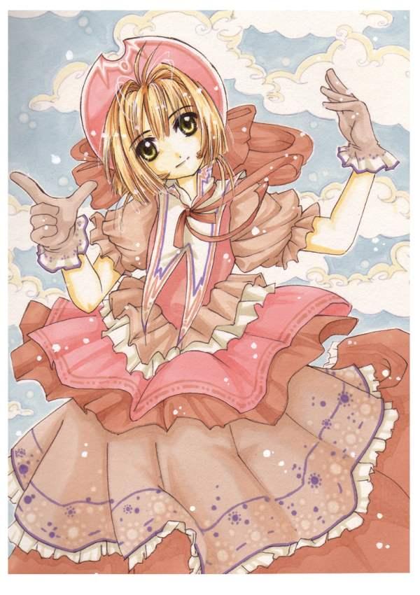 CCS: Pink by Kitten-chan