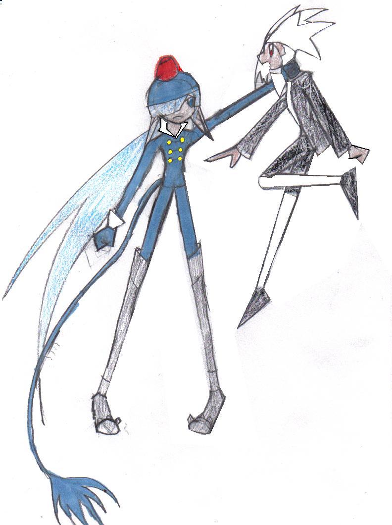 Blue's Revenge by Kitty_Angel