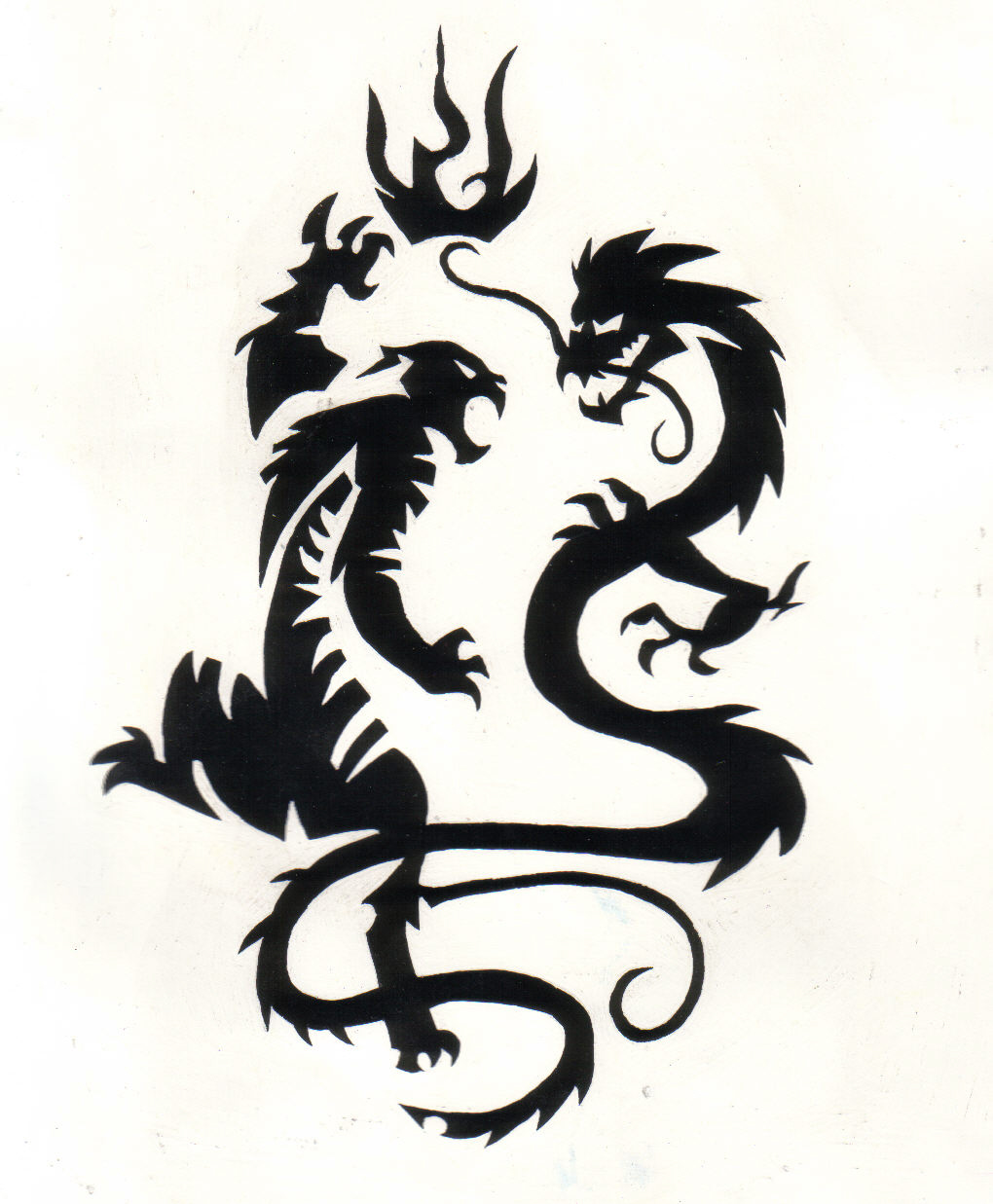 Czeshop Images Tiger Vs Dragon Tattoo Meaning