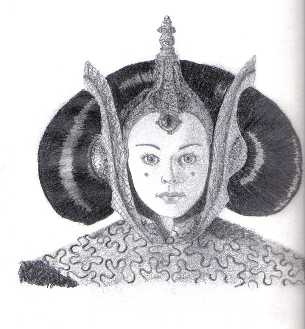 Queen Amidala by Klz
