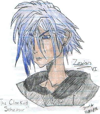 Zexion by Kocho