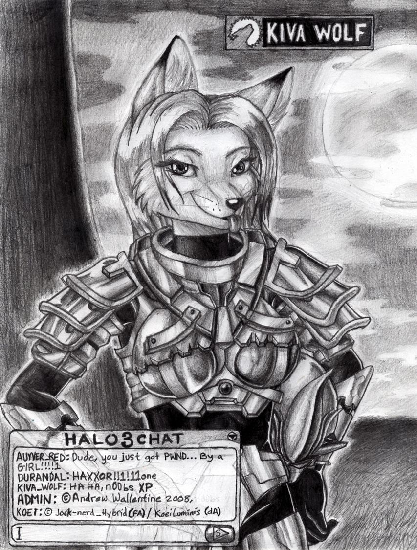 Hayabusa Fur by KoeiLuminis