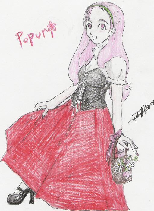 Popuri by Koibito