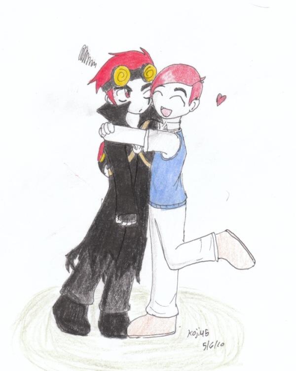 Hug by Koji45