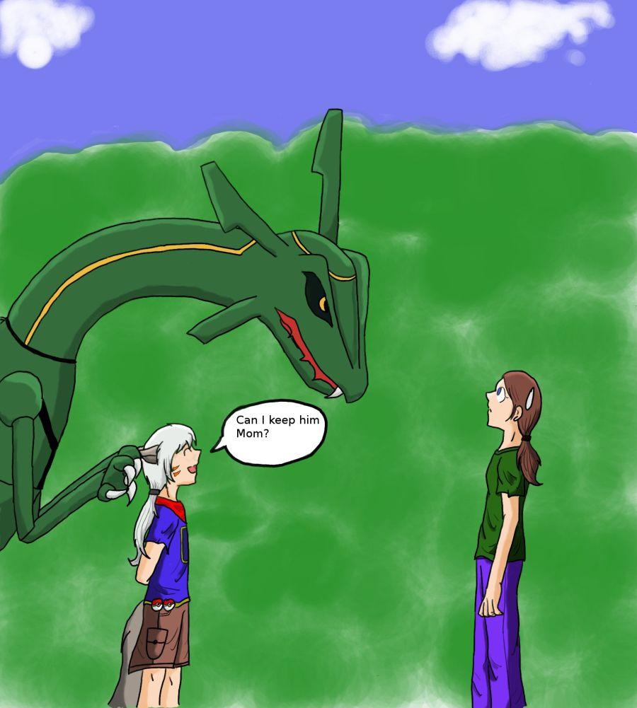 PokeComics page 4- Can I keep him? by Koji45