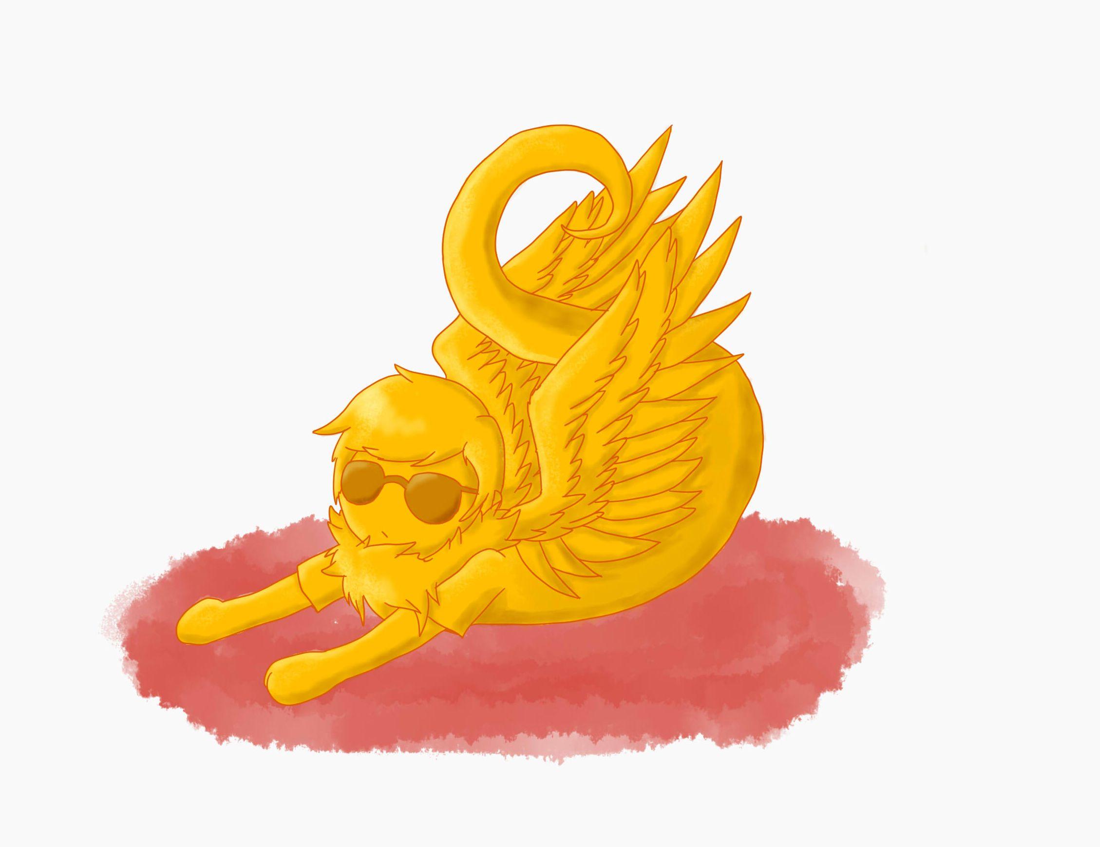 Davesprite doodle by Koji45