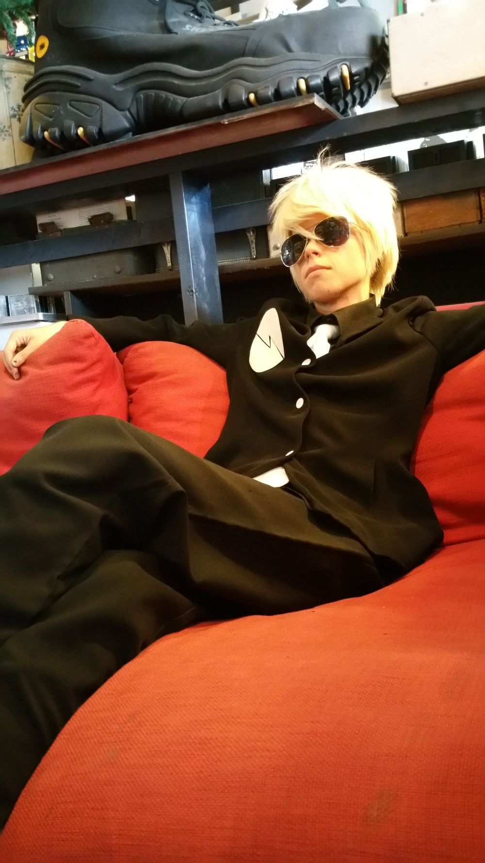 Dave Strider cosplay by Koji45