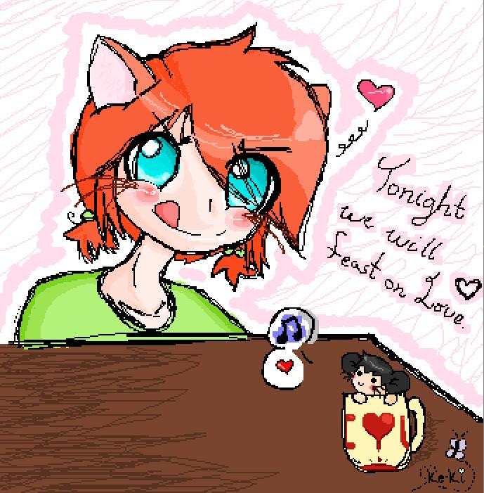 Love for Dinnerz? by Kokonattsu