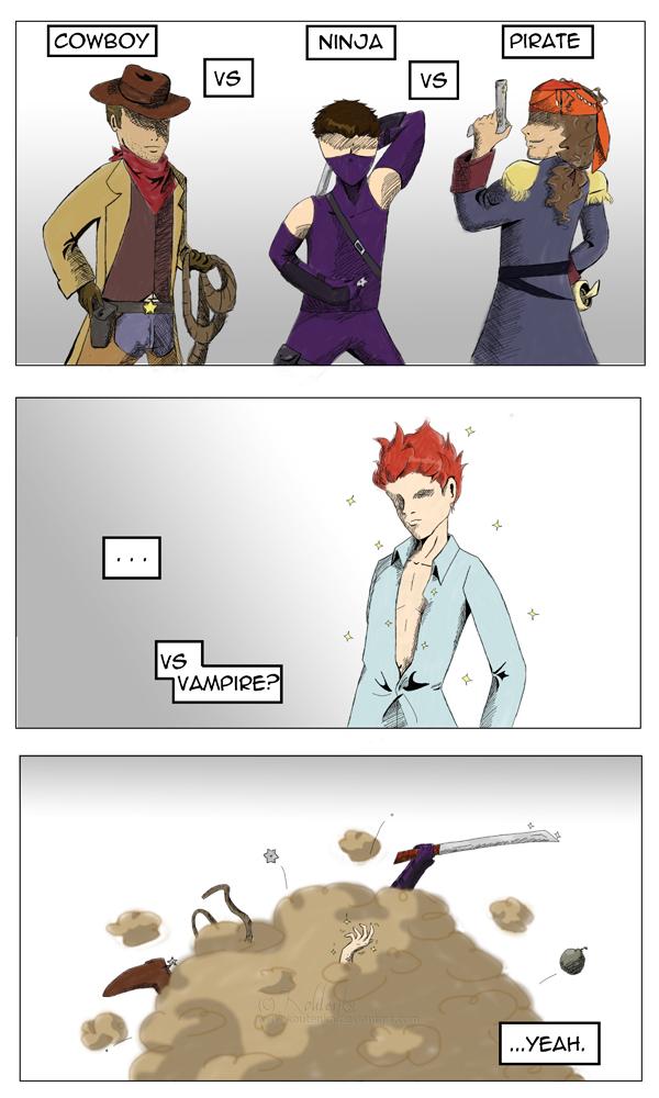 the epic battle by Koutenka