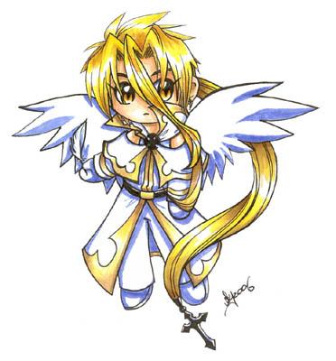 Kuro Kagami -The Hidden Wings- 401532