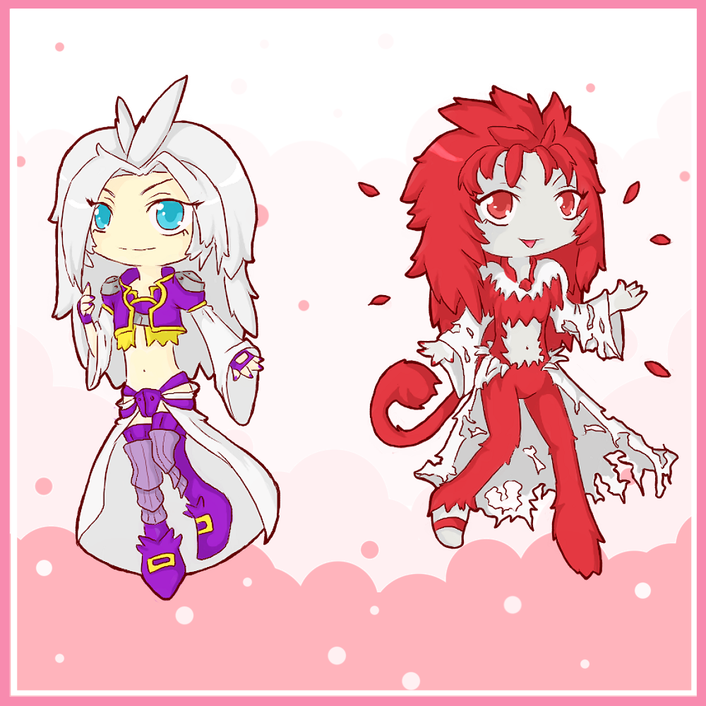 Kuja and...Trance Kuja by Kujachanxoxo