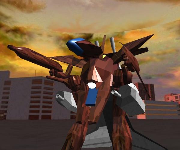 Boosted Jackal-Robot Mode by Kupo-the-Avenger